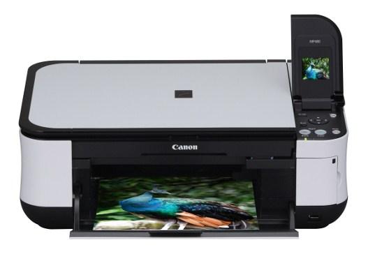 Canon PIXMA MP480 Series