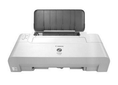 Canon PIXMA iP1200 Series