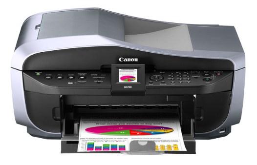 Canon PIXMA MX700 Series