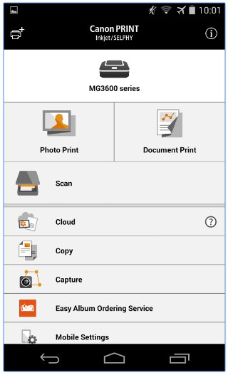 canon mg3520 drivers for android