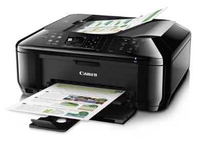 Canon PIXMA MX450 Scanner
