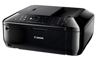 Canon PIXMA MX510 Scanner