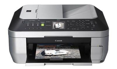 Canon PIXMA MX860 Scanner