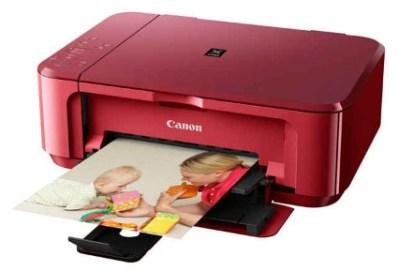 Canon PIXMA MG3520 scanner
