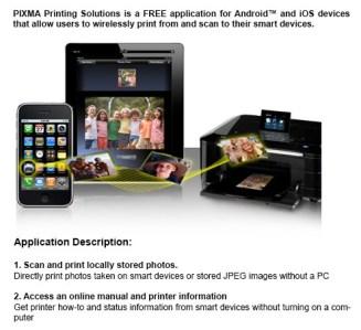 Canon PIXMA Printing Solutions