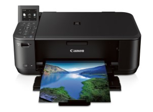 "Canon PIXMA MG4220 Canon PIXMA MG4220 Wireless All-In-One Inkjet Photo Printer with Copier and Scanner PIXMA MG4220 is a All-In-One Inkjet Wireless Photo Printer that has an easy consumer selection. With built-in Wi-Fi technology, the wireless MG4220 allows you to print and scan easily from anywhere around the house wirelessly. The built-in AirPrint compatibility also allows you to print wirelessly directly from iPhone, iPad and iPod touch and no setup! To print unlimited photos up to a size of 8.5"" x 11"" with a maximum print color resolution of 4800 x 1200 dpi at home, this is not to mention the comfort and quality of Canon FINE ink cartridges. My Image Garden software support puts all your favorite printing features into one easy-to-use software application. Plus, My Image Garden adds comfort when your photo organization is good with calendar view and facial recognition. It's also your creative coach because it offers a variety of creative templates with different color combinations and patterns for your fun photo project. The PIXMA Cloud Link feature also allows you to easily print images directly from online photo albums such as Canon Image Gateway and Google Picasa directly on your printer. While with Canon PRINT App, you can also print and scan JPG and PDF files from compatible iPhone, iPad, iPod touch and Android devices. In addition, you still have an amazing feature called Auto Duplex Printing that lets you print both sides of the paper automatically and this can help reduce paper usage by up to 50%. Here are scanner drivers that need to activate the connection between the printer and computer. Get complete driver Canon PIXMA MG4200 Series"